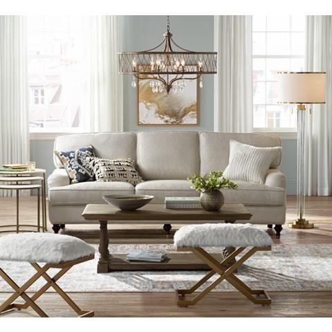 6 Interior Design Styles Living Room Decorating Lamps Plus