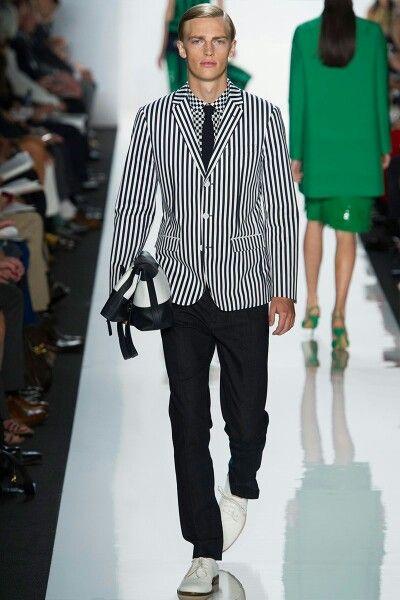 1b3da45acd708 Men s wear Michael Kors Spring Summer menswear  Moda Hombre ...