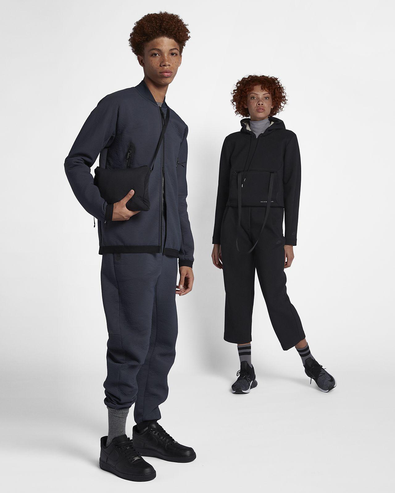 Nike Sportswear Tech Pack Cropped Woven Trousers Nike