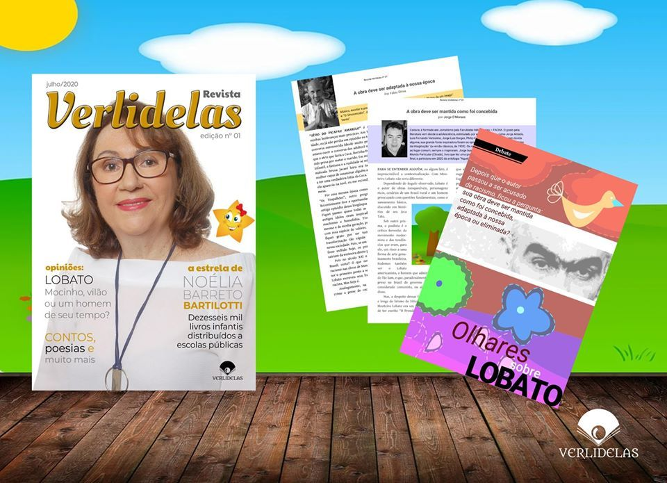ALEGRIA DE VIVER E AMAR O QUE É BOM!!: DIVULGAÇÃO DE PARCEIROS #38 - EDITORA VERLIDELAS