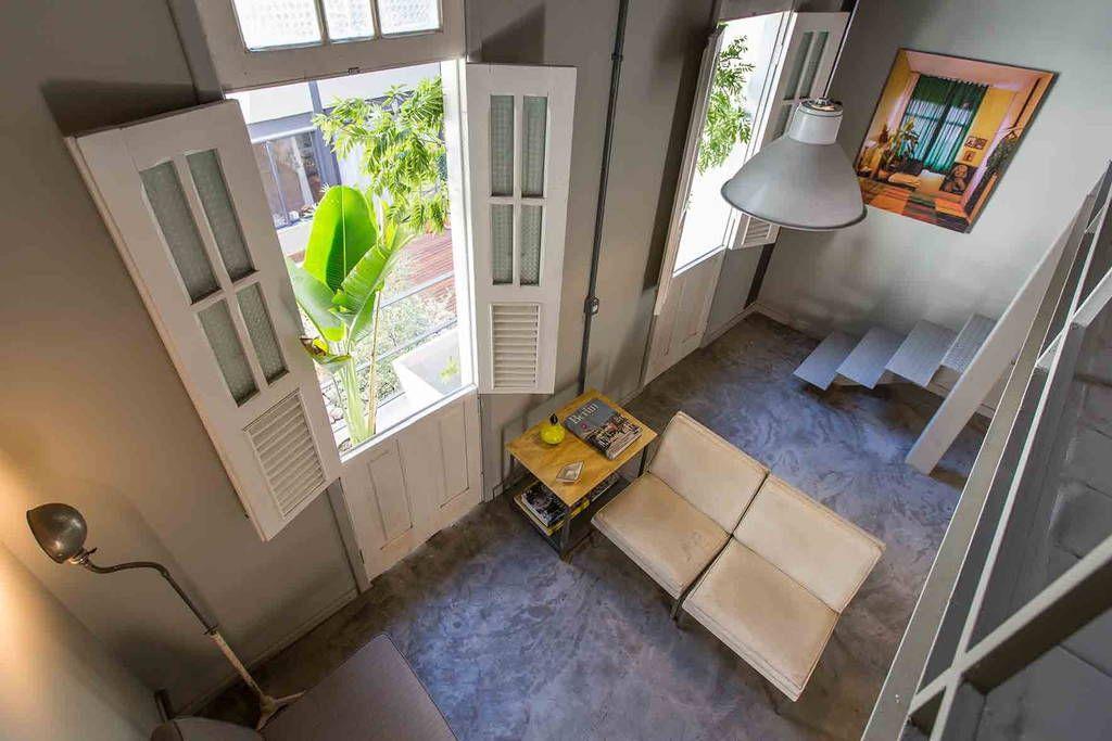 Ganhe uma noite no Charmoso Studio em Santa Teresa - Lofts para Alugar em Rio de Janeiro no Airbnb!