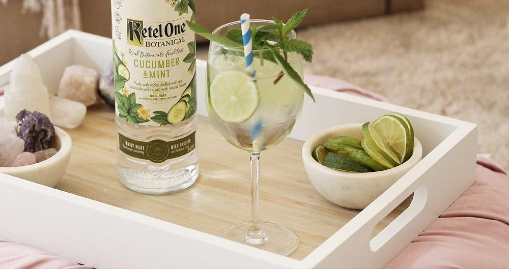 3 Must Mix Ketel One Botanical Fall Cocktails - Chilled Magazine