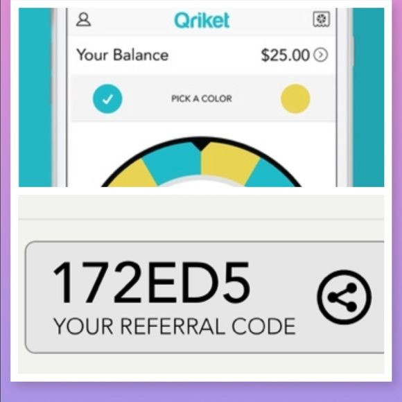 Earn money playing games Download Free Qriket App, pick a