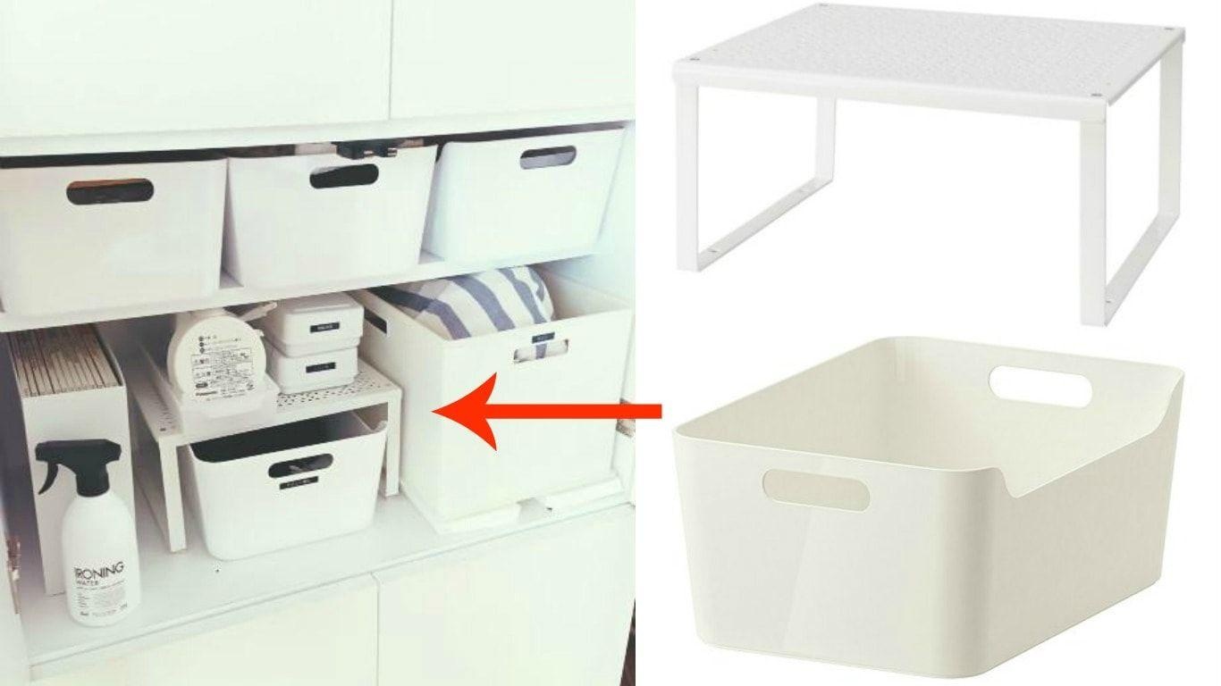 Best Ikea Ideas Ikea Hack Aufbewahrung Ikea Lagerung Ikea