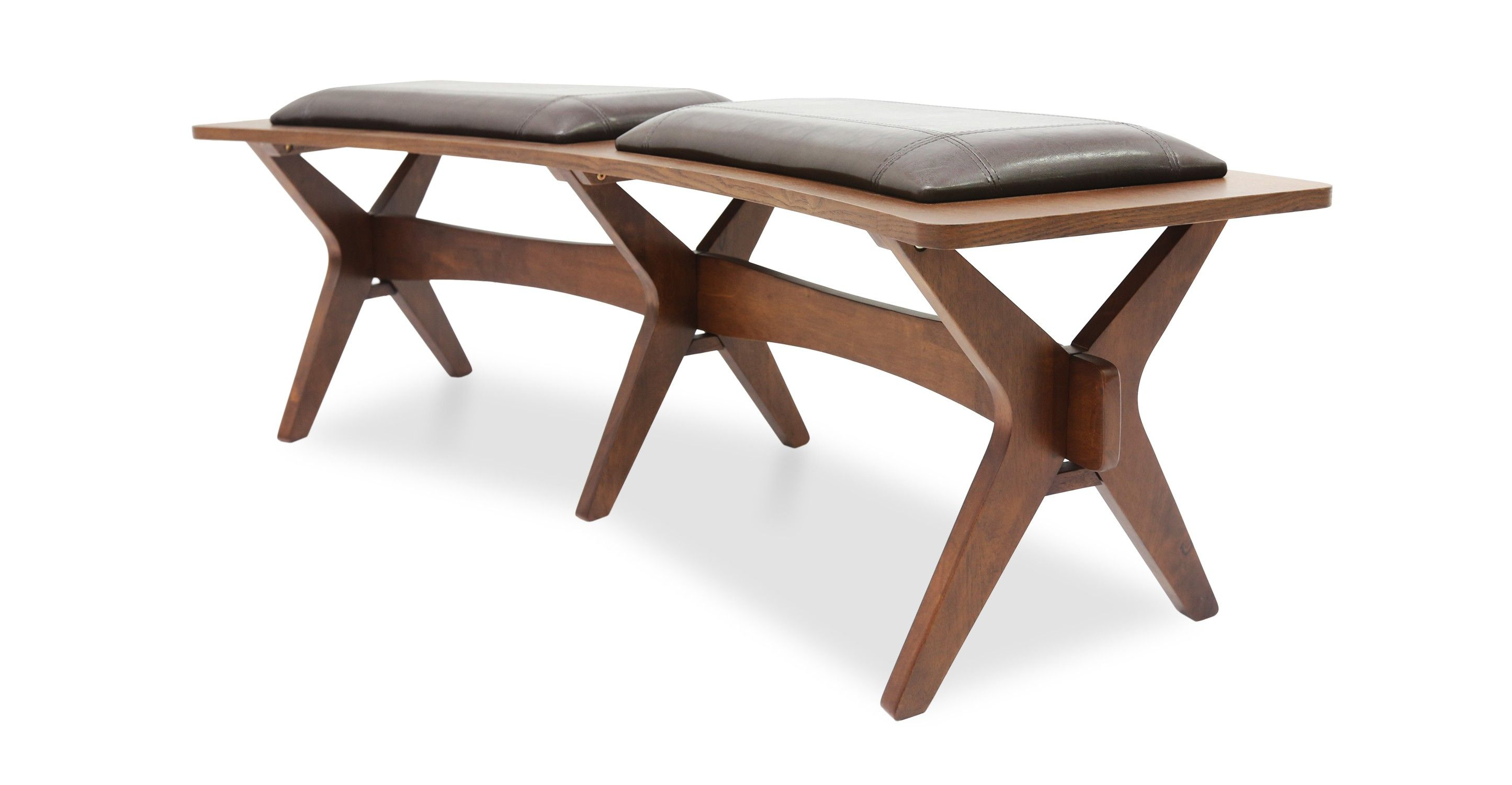 Conan Dining Bench   Benches   Bryght | Modern, Mid Century And  Scandinavian Furniture