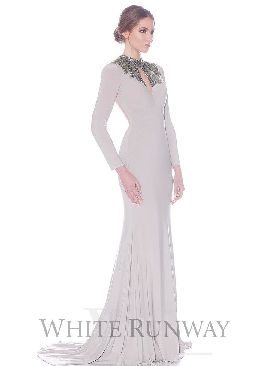 Nikita dress by jadore a stunning full length dress by jadore a
