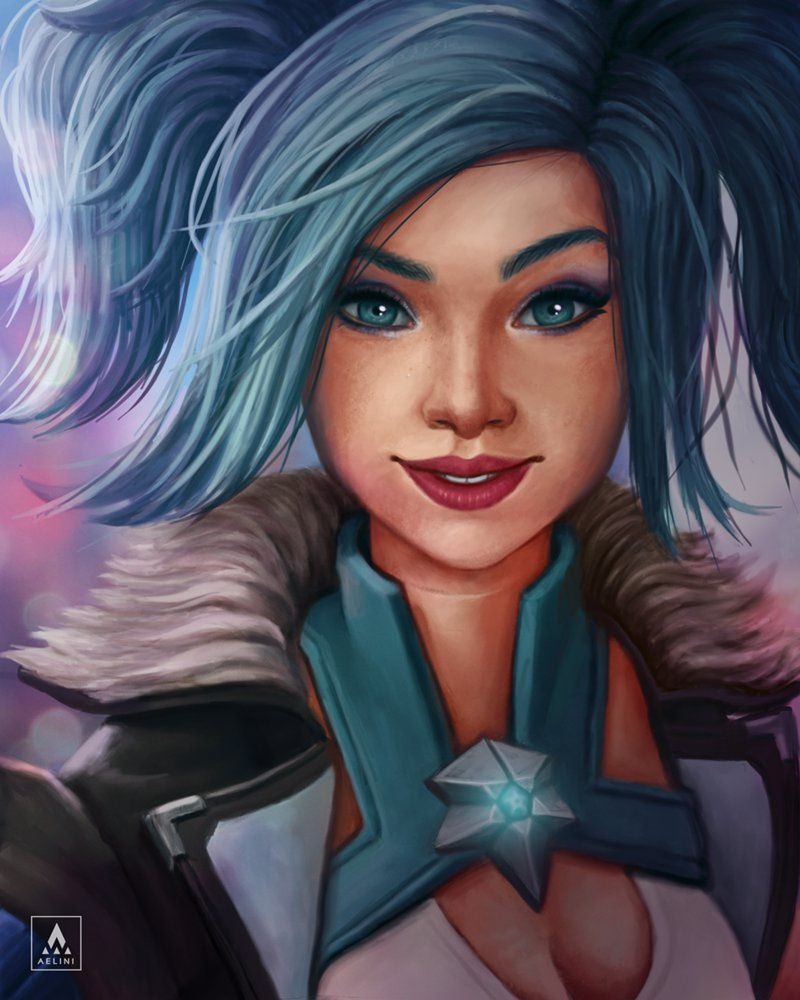 Evie paladins champions of the realm wallpaper paladins - Evie wallpaper ...
