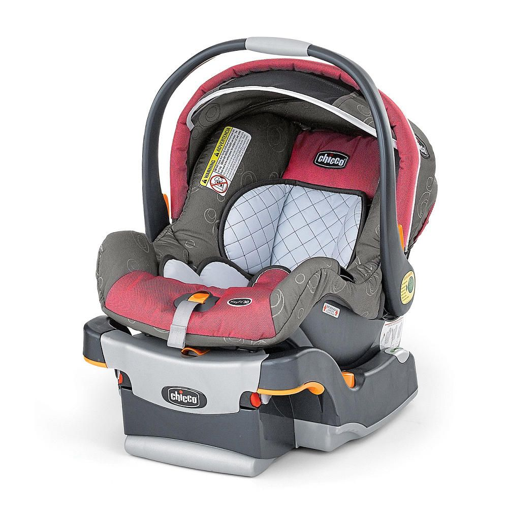 Chicco KeyFit 30 Infant Car Seat Foxy Chicco Babies