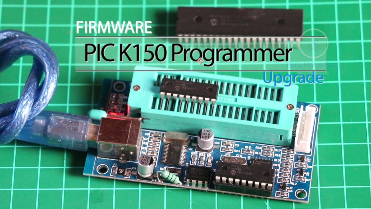 Firmware Pic K150 Programmer Upgrade List Of Best Online Circuit Simulator Gadgetronicx Microcontroller Dc Electronics Projects Arduino