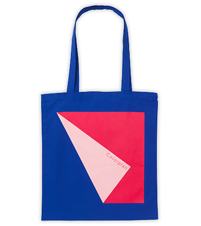 GF Smith Colorplan Tote Bag