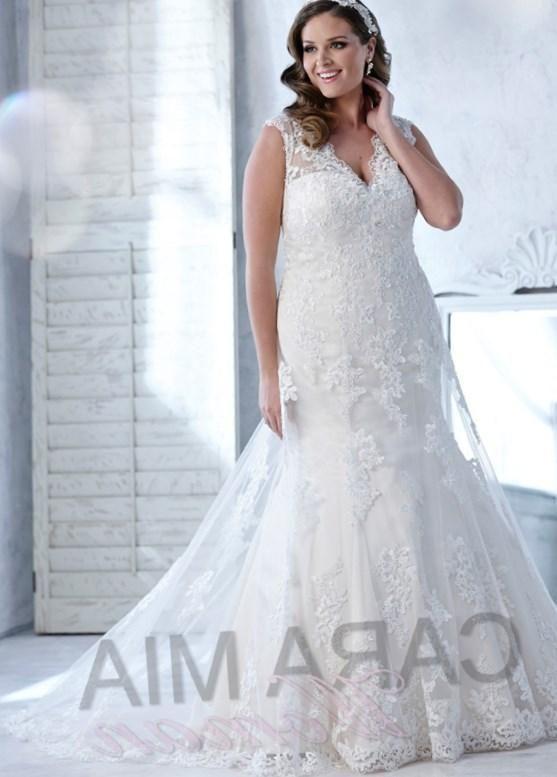 Image result for plus size vintage wedding gowns   Megan Wedding ...