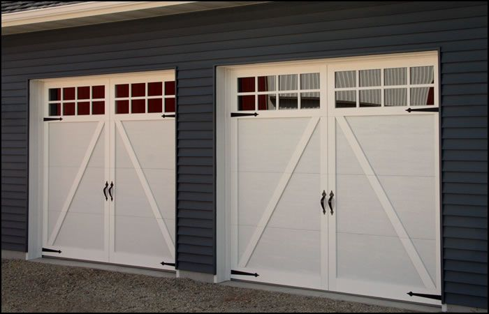 The Garage Door Has Become An Integral Part Of The House In That Last 50 Years Especially In Residential Areas Of The Us They Are The Main Garage Door Decor