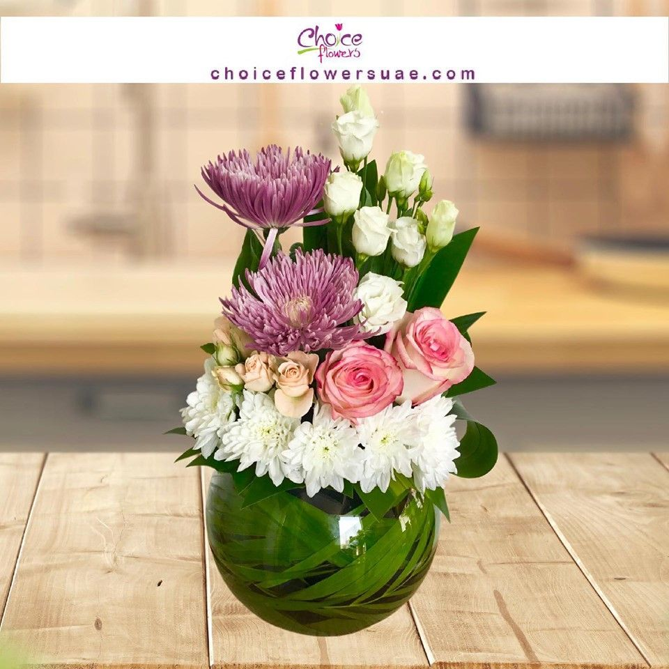 Flowers are the most lovely thing in the world. Order Now