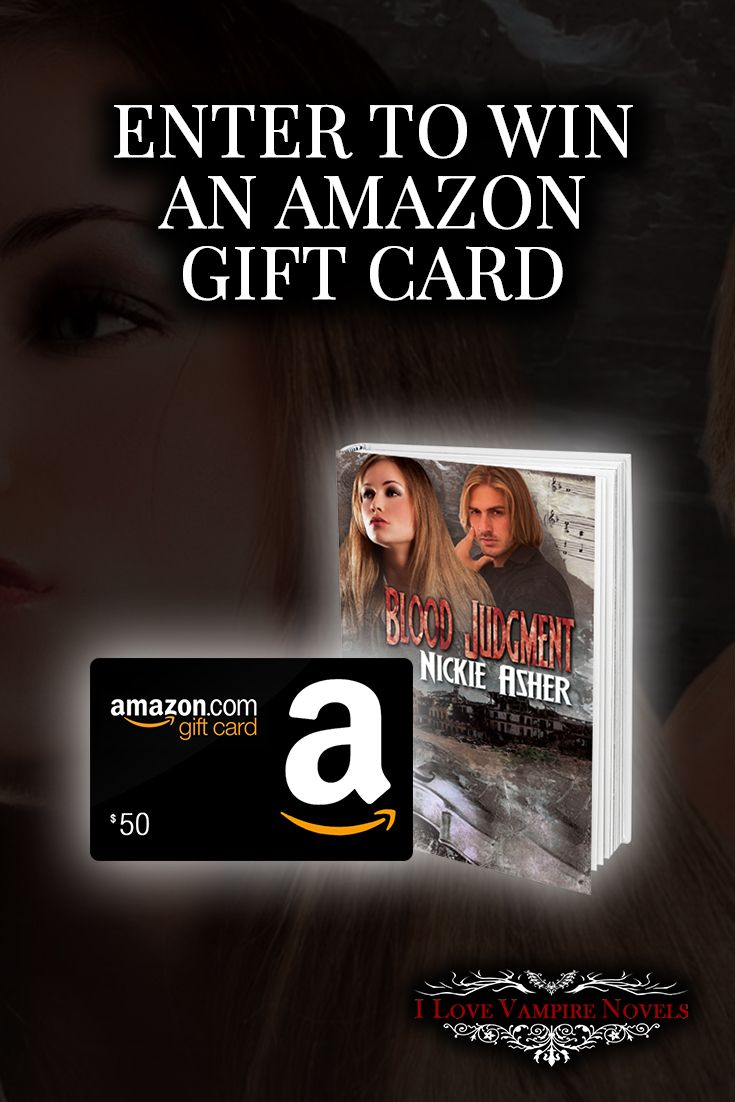 Win A 50 30 20 Amazon Gift Card From Author Nickie Asher