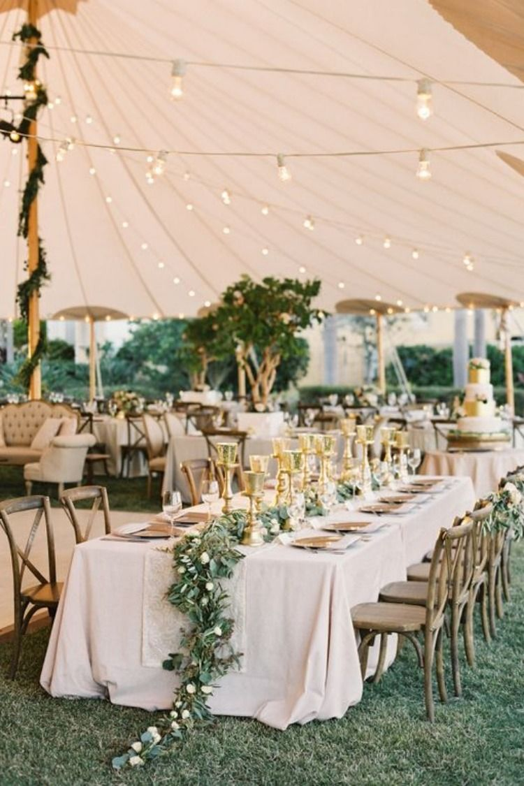 30 Chic Wedding Reception Ideas To Have A Great Wedding Weddinginclude Wedding Backyard Reception Tent Reception Wedding Reception Seating Arrangement
