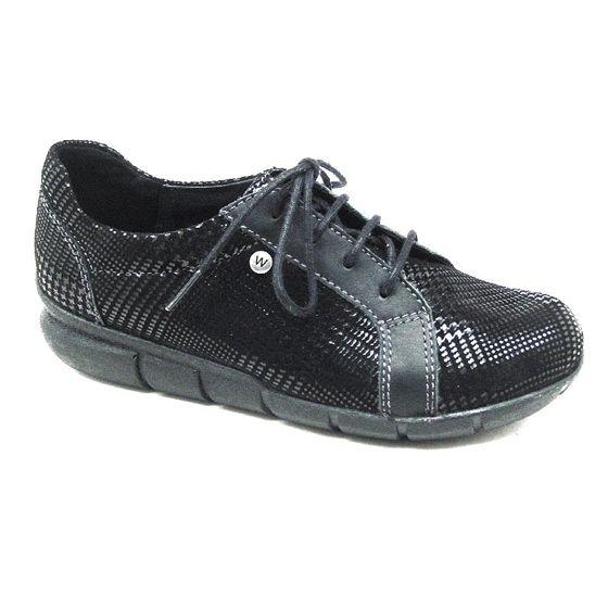 ATRANI BLACK | Wolky shoes, Shoe sale