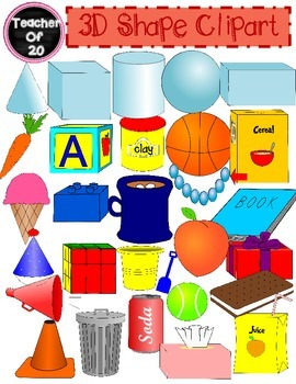 3d shapes clipart 3d shapes teacher and math rh pinterest com pyramid 3d shape clipart 2d and 3d shape clipart