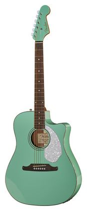 Fender Sonoran Sce Surf Green Fender Acoustic Fender Acoustic Electric Guitar Guitar