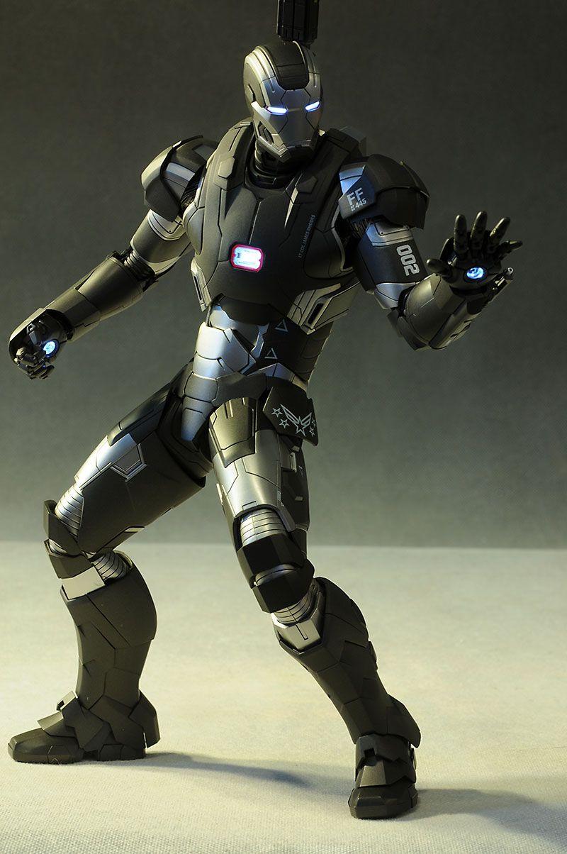 iron man war machine die cast action figure war machine