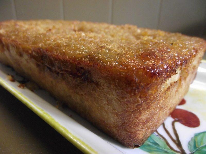Un Gateau De Quinoa Sans Gluten Sans Lactose Avec Du Sucre De Coco