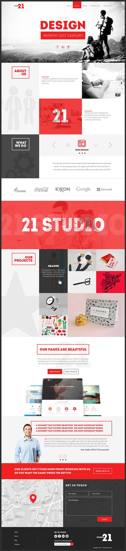 47 Most Creative Wordpress Themes 2020 Updated Web Design Web Layout Design Design