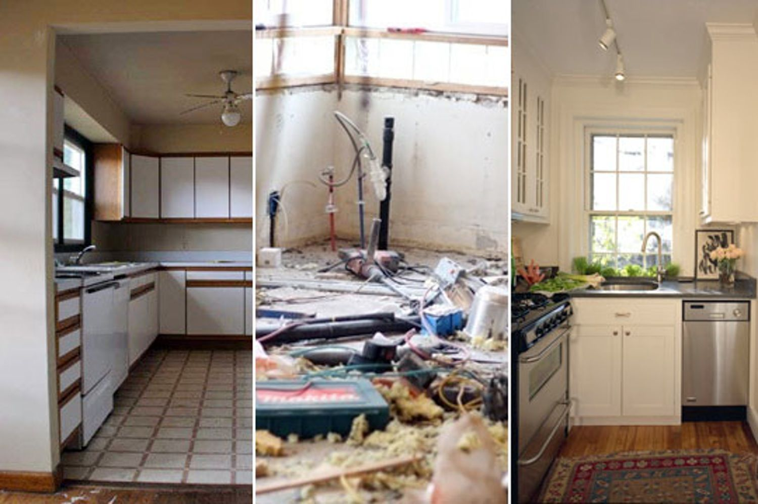 How Much Did Your Kitchen Renovation Cost Kitchen Renovation  # Muebles Bobrick