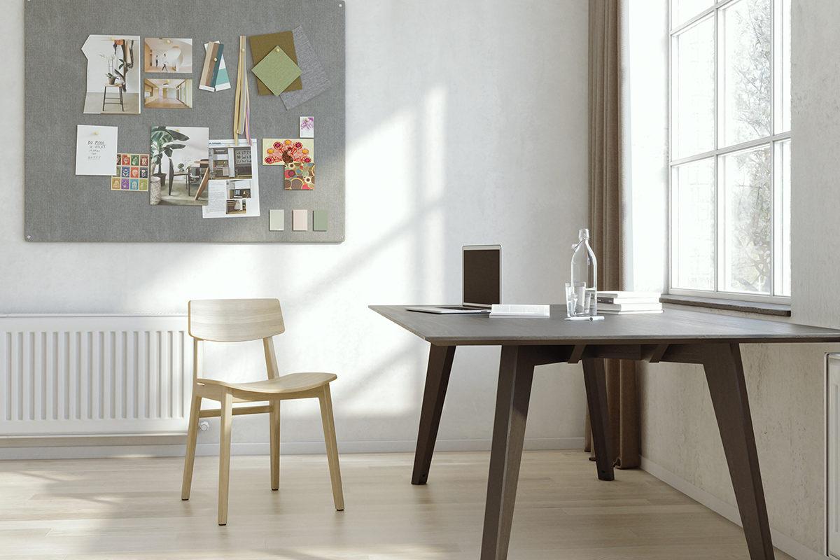 Scandi Chair   Scandi chair, Solid oak, Chair design