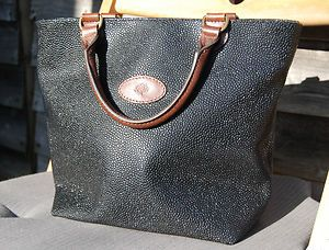 948b9c72a65 ... bags. she used the mulberrys usa authentic mulberry scotchgrain leather  grab bag hellier leather vtg vintage 92084 bdad5 ...