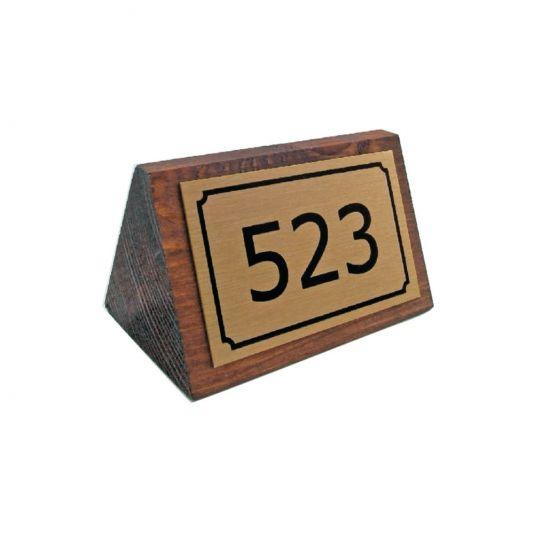Wooden Table Signs Restaurant Ideas Pinterest Table Signs - Restaurant table number signs