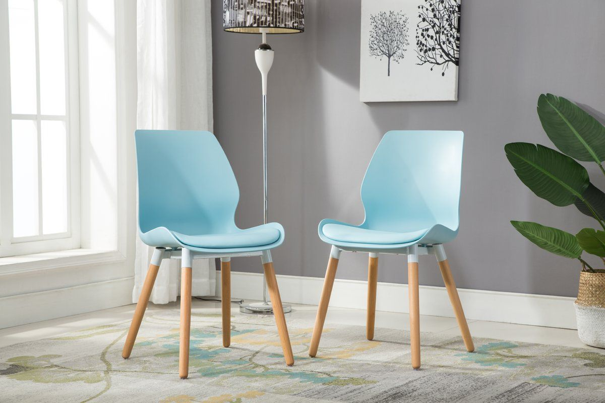 Ashbrook Solid Wood Dining Chair Solid Wood Dining Chairs Modern Cushions Dining Chairs