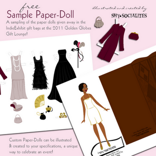 Free Paper Doll  Paperdolls    Free Paper Dolls And