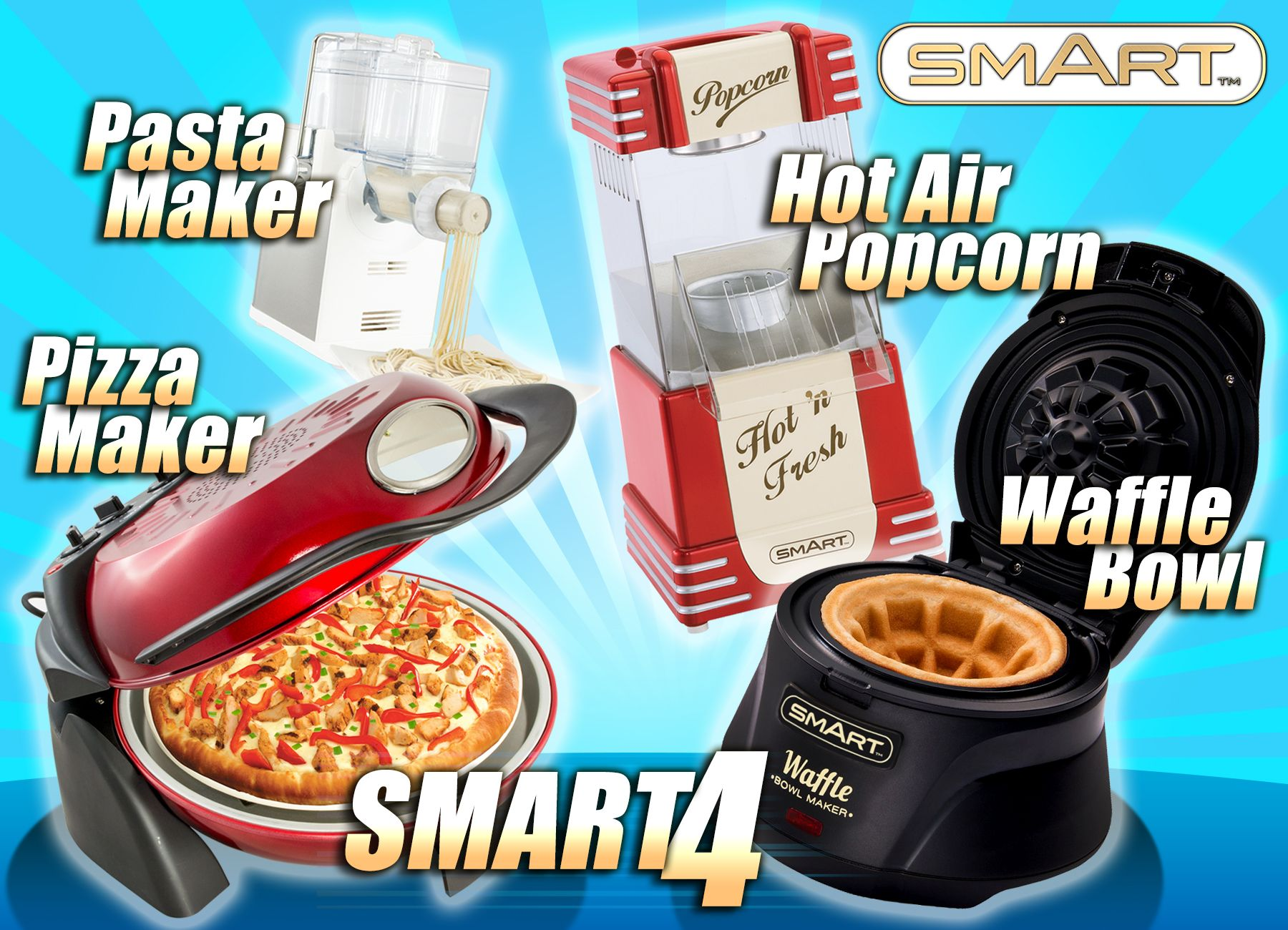 The Fantastic 4 products by SMART are the perfect combo to have in ...