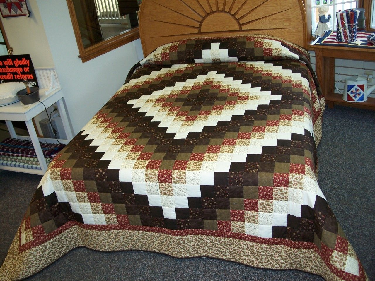 Trip Around The World Quilt Helping Hands Quilt Shop Quilts