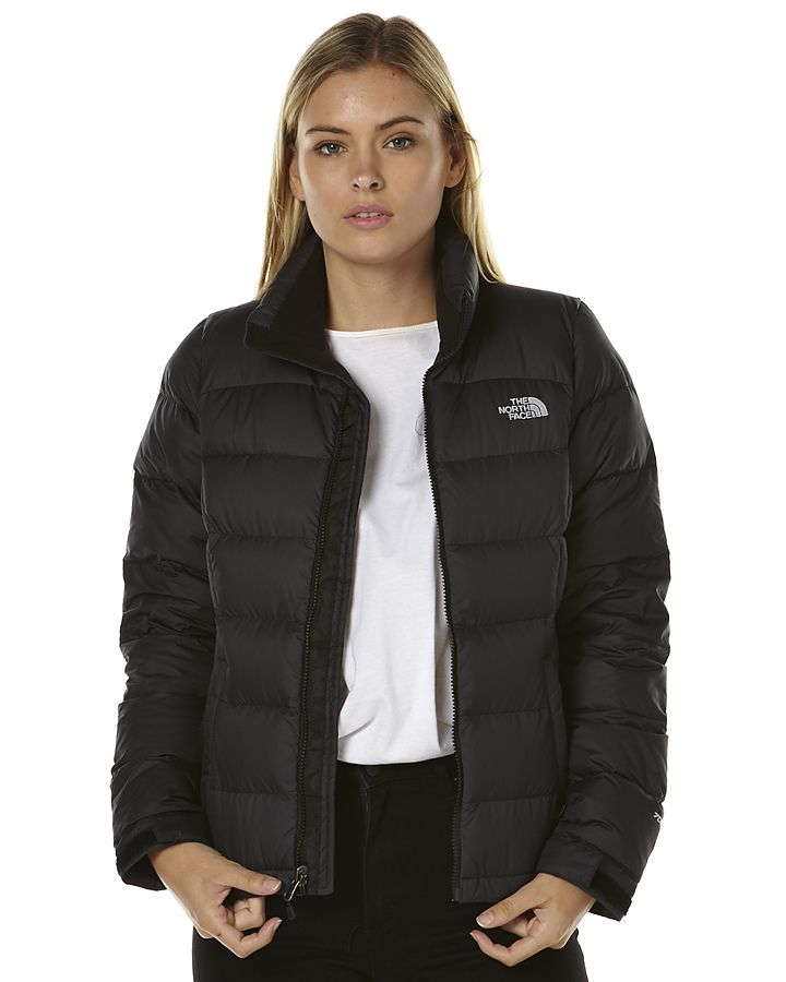 North face womens puffy coat
