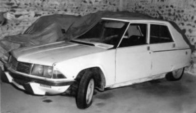 Citroën Projet F (Projet AP)