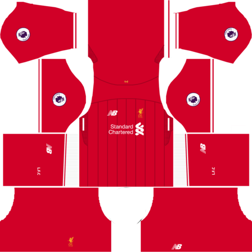 F C Liverpool Dream League Soccer Kits Logo Url 2017 2018 Soccer Kits Liverpool Kit Liverpool