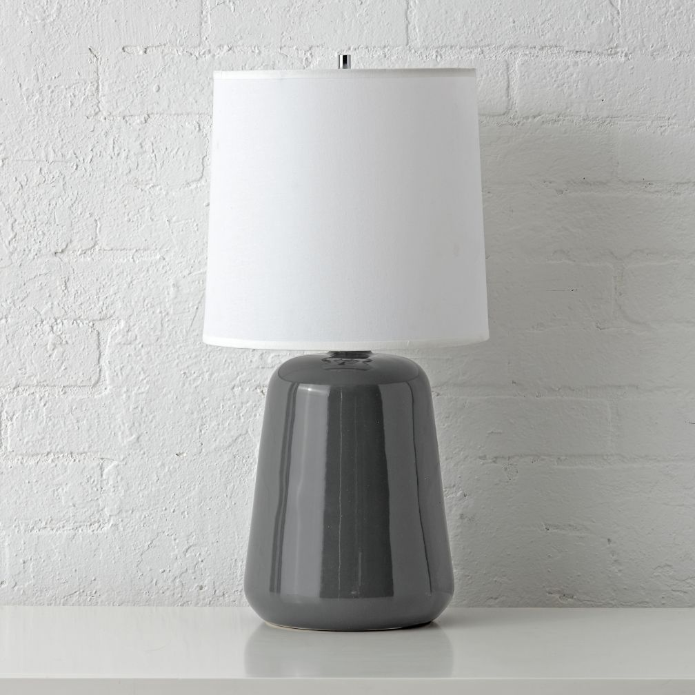 Shop grey gumdrop table lamp while our gumdrop lamp looks good shop grey gumdrop table lamp while our gumdrop lamp looks good enough to eat taking a bite of it would not be the brightest idea on the other hand aloadofball Choice Image