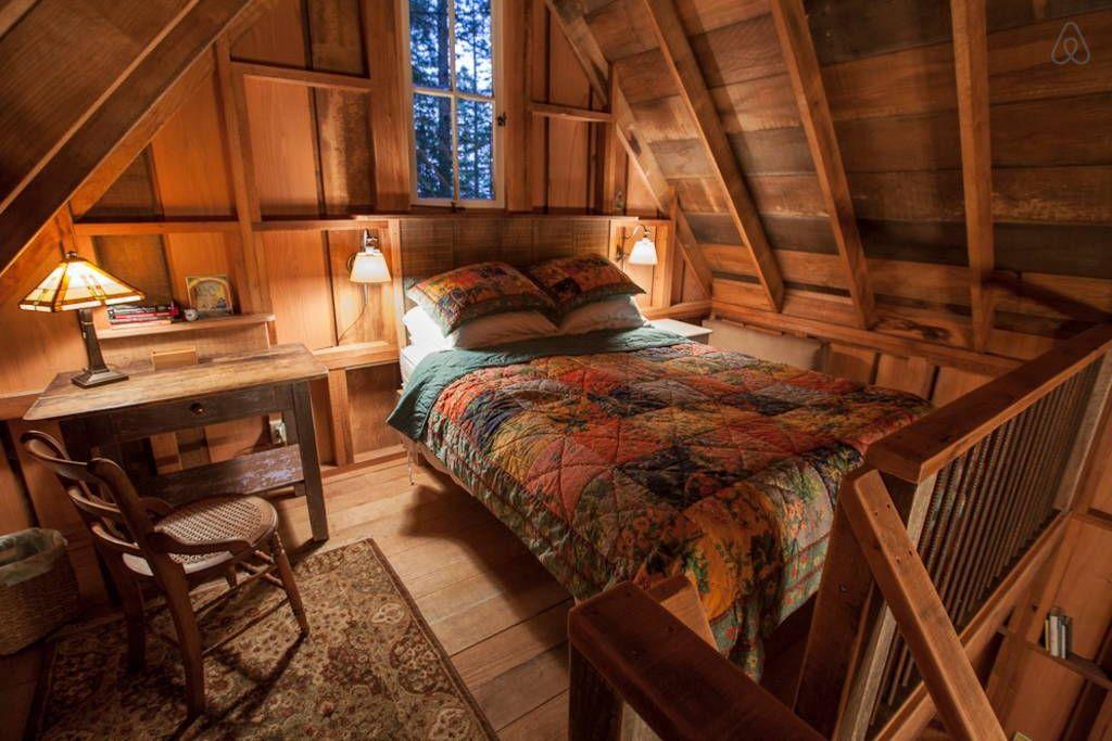 комната на чердаке в деревенском доме фото еще, представьте себе