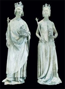 Charles V and Jeanne De Bourbon