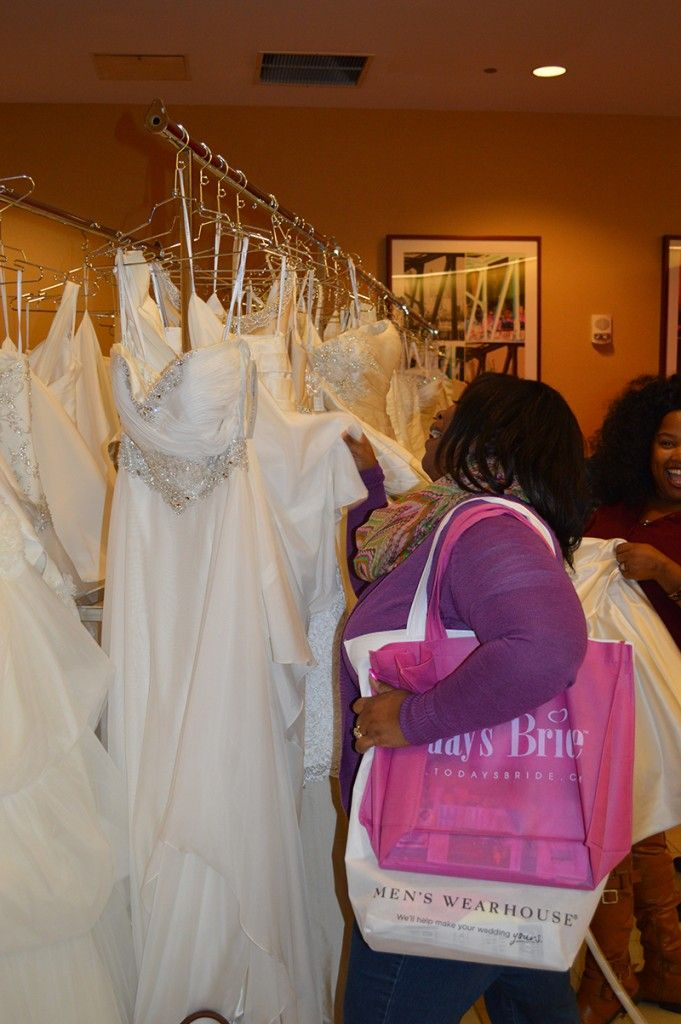 Today\'s Bride 2015 Cleveland October Bridal Show | Brides shopping ...