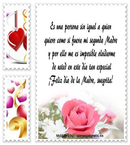 Bonitas Frases Para Mi Suegra El Dia De La Madre Frases De Amor