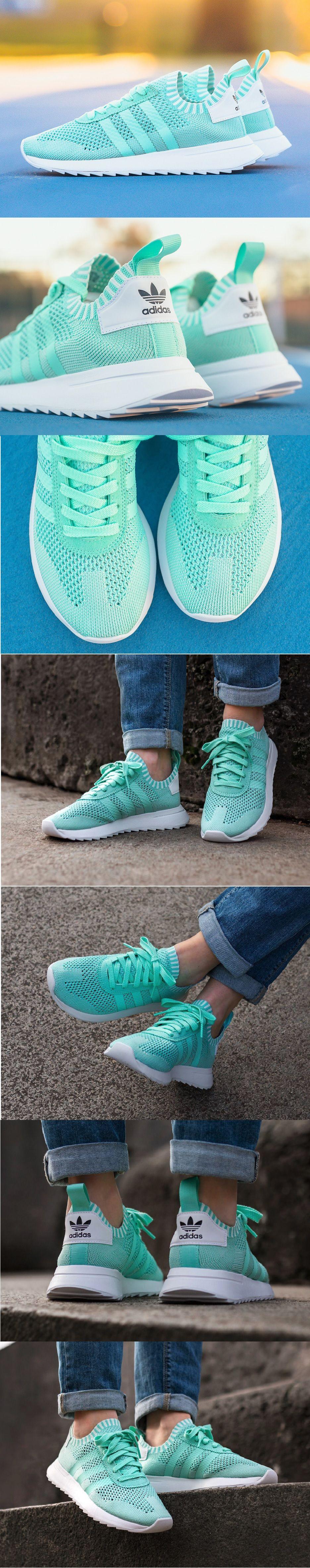 Adidas flashback primeknit w facile verde il mio stile pinterest
