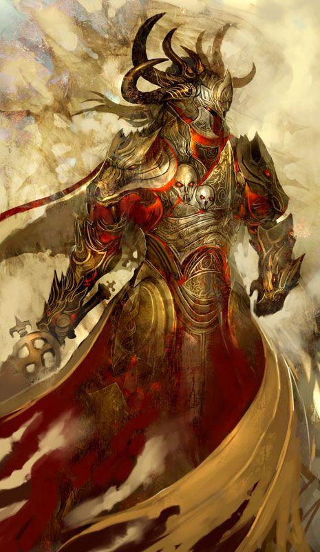 balthazar concept art for guild wars eye of the north art i love