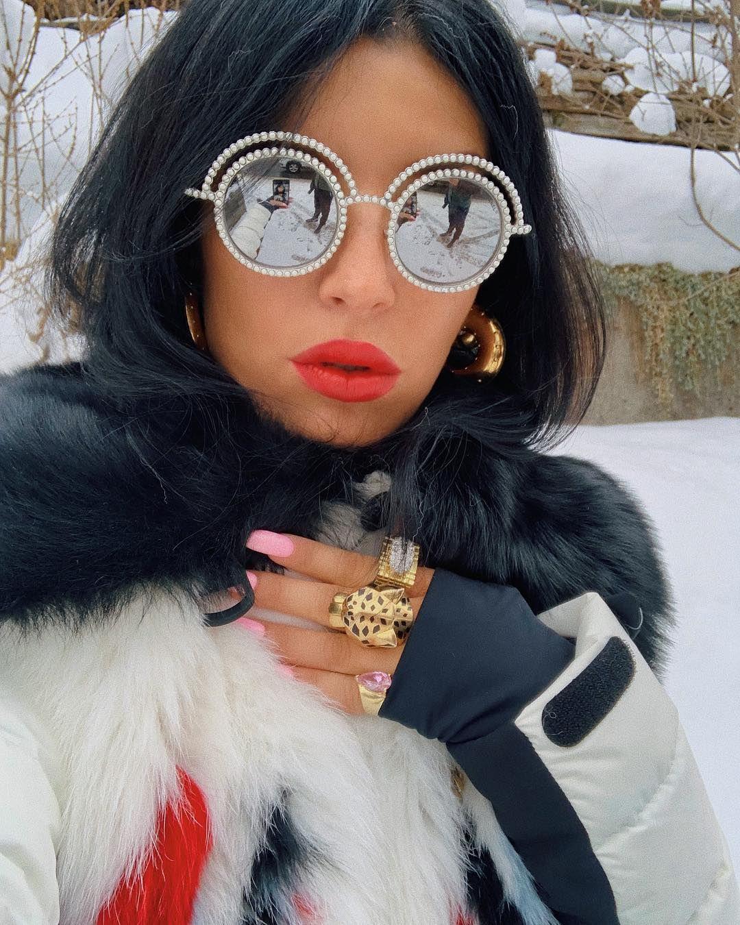Pin by Monica Preston on Aureta Vision | Round sunglasses