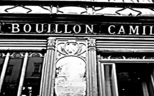 Bouillon Racine - a top restaurant in saint germaine 6th district