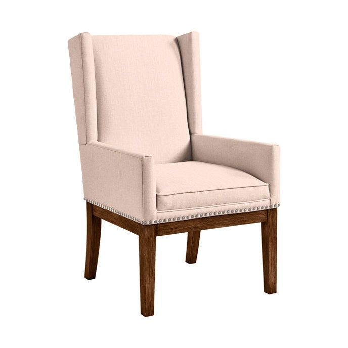Marlene Dining Chair with Pewter Nailheads | Dining chairs ...