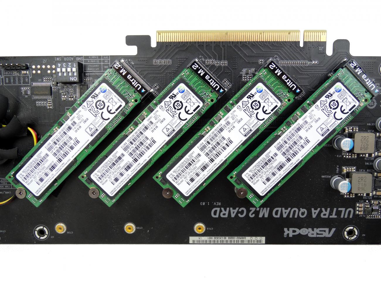 Cheap Samsung Sm961 Nvme Vroc Raid Ssd Performance Ssd Samsung System Memory