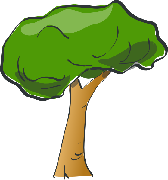 free clip art downloads picture of cartoon tree free cliparts rh pinterest com clip art of trees with roots clip art of trees with leaves