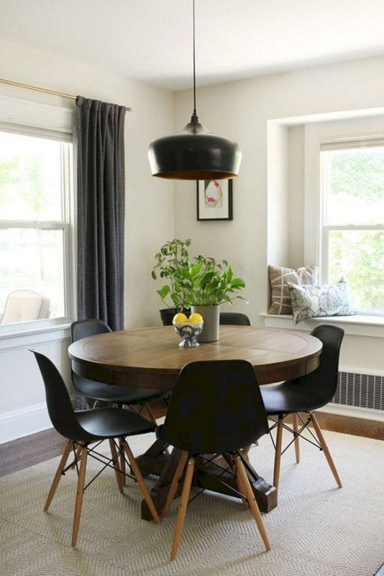 30 Top Dining Chairs Ideas For Your Next Project Diningroomideas Diningroomdecor Diningr Round Dining Table Modern Round Dining Room Beautiful Dining Rooms