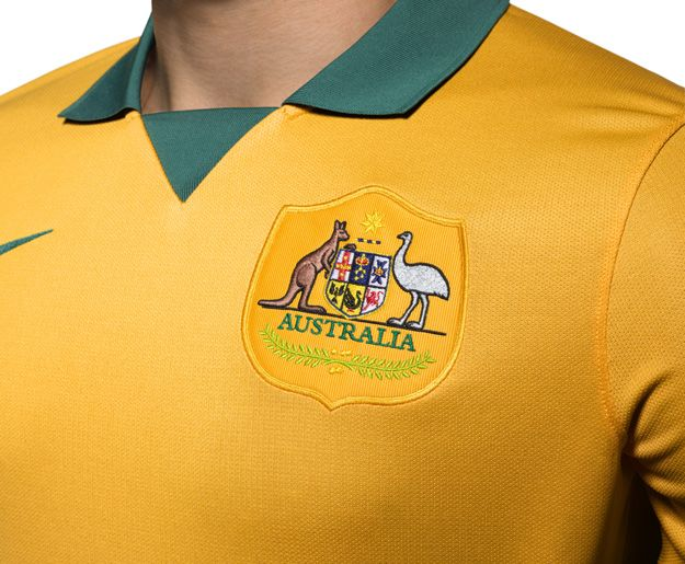 huge selection of ffafa 0e853 Australian National Team Kits | Soccer • International ...